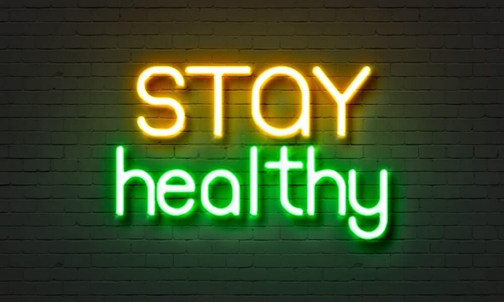 """4 Tips for Staying Healthy Keeping in mind the """"My Plate"""" rule"""