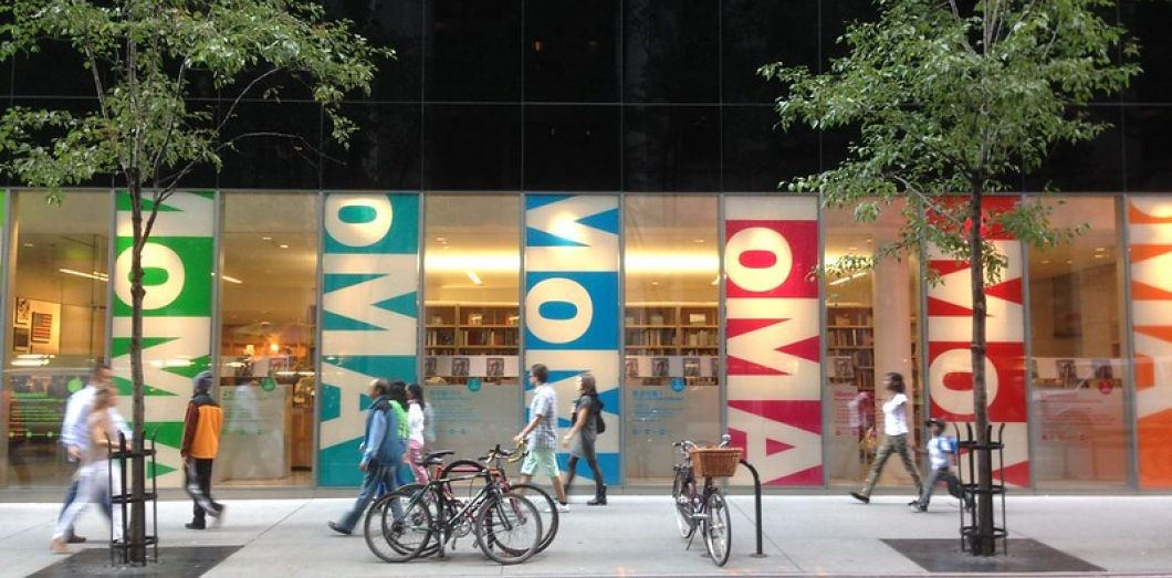 A visit to MoMA or the pitfall of mass tourism