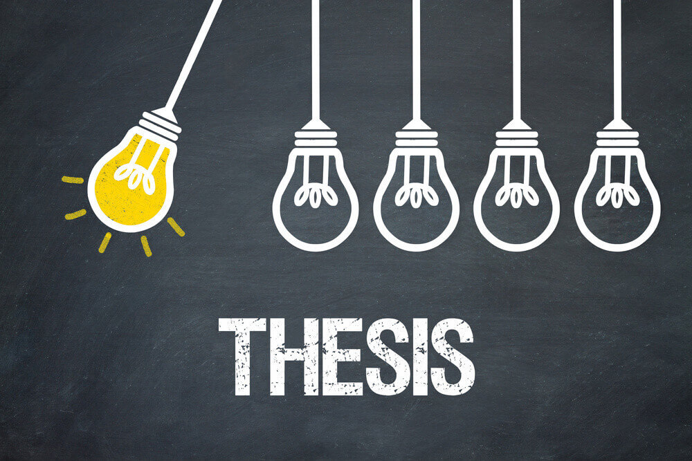 How to Craft the Ideal Thesis Statement